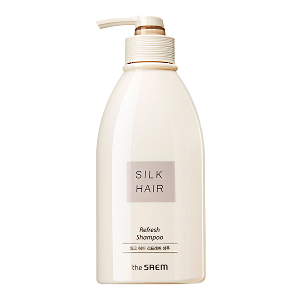 The Saem Silk Hair Refresh Shampoo