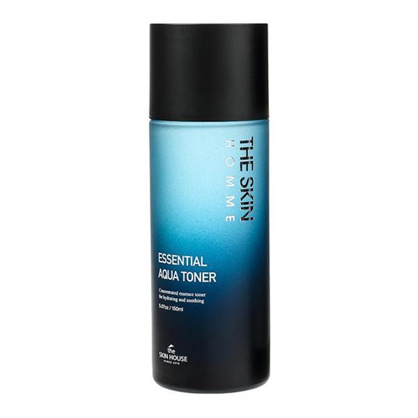 Увлажняющий тонер для мужской кожи The Skin House Homme Essential Aqua Toner