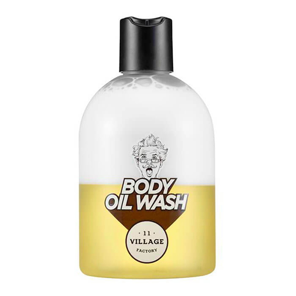 VILLAGE 11 FACTORY Relax-Day Body Oil Wash
