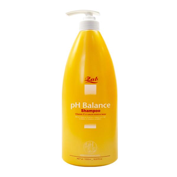 Восстанавливающий шампунь для волос, 1000 мл Zab PH Balance Shampoo