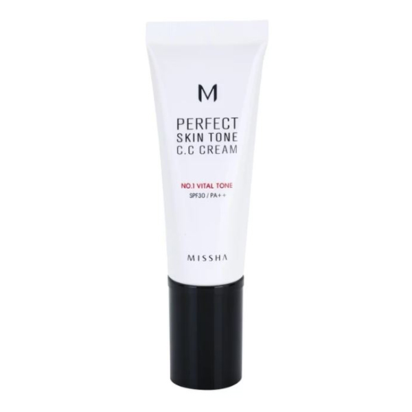 Missha M Perfect Skin Tone CC Cream