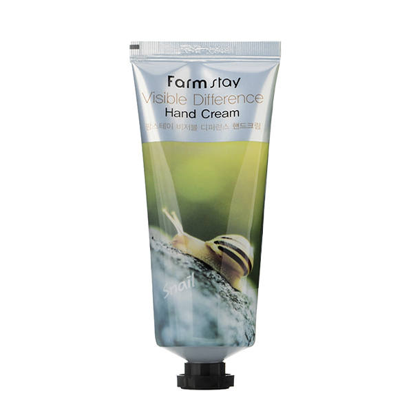 FarmStay Visible Difference Snail Hand Cream