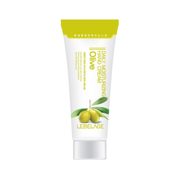 Крем для рук с оливой Lebelage Daily Moisturising Oilve Hand Cream