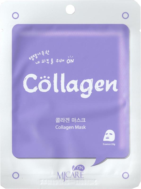Тканевая маска с коллагеном MJ Care Mask Collagen