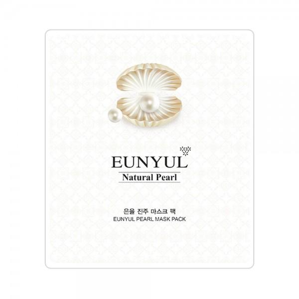 Тканевая маска с жемчугом Eunyul Whitepearl Mask Pack