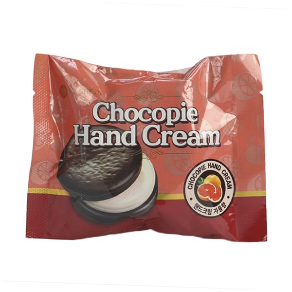 Крем для рук с грейпфрутом The Saem Chocopie Grapefruit Hand Cream