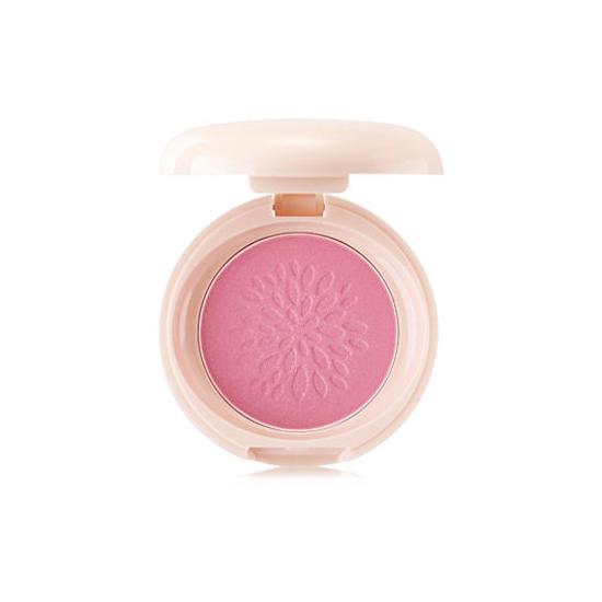 Румяна стойкие матовые The Saem Saemmul Smile Bebe Blusher Bling Pink