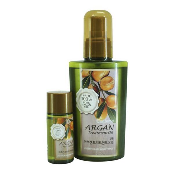 Набор из масел арганы Welcos Confume Argan Treatment Oil