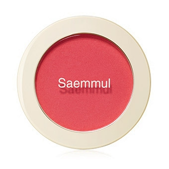 Румяна-Бронзер The Saem Saemmul Single Blusher Bubblegum Pink (AD)