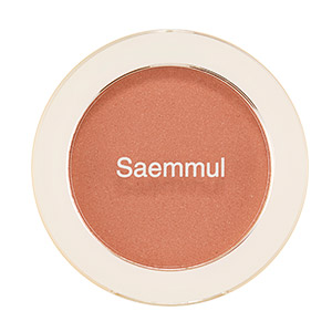 Румяна-Бронзер The Saem Saemmul Single Blusher Flash Beige (AD)