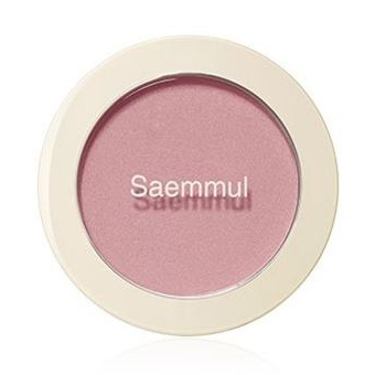 Румяна-Бронзер The Saem Saemmul Single Blusher Naked Pink(AD)