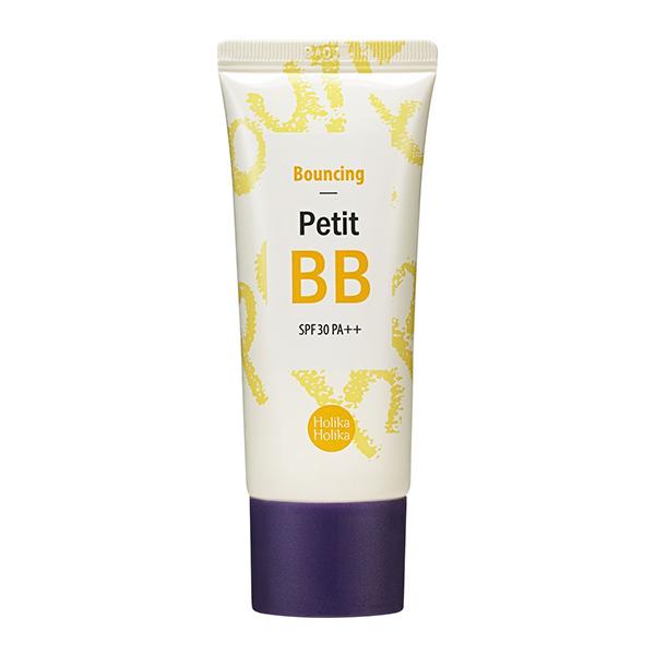 Антивозрастной ББ крем с морским коллагеном Holika Holika Bouncing Petit BB Cream
