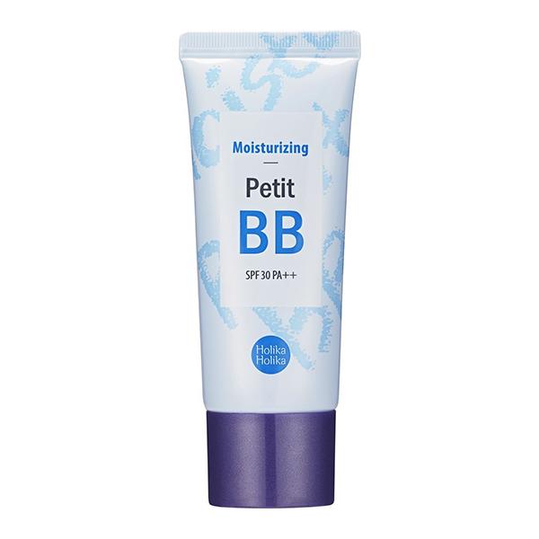 Увлажняющий ББ крем для нормальной и сухой кожи Holika Holika Moisture Petit BB Cream
