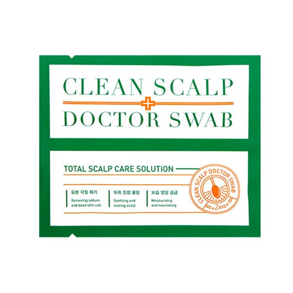 Пилинг для кожи головы  A'PIEU Clean Scalp Doctor Swab
