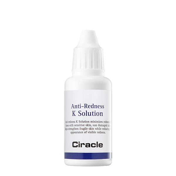 Тонер от покраснений с витамином К  Ciracle Anti-Redness K Solution