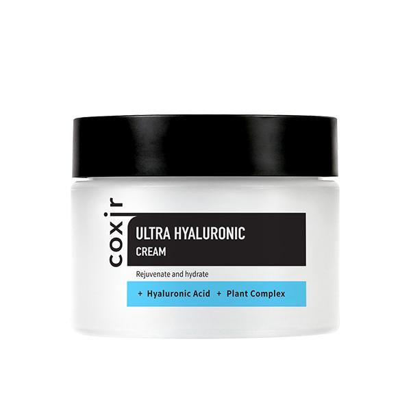 Увлажняющий кремс гиалуроновой кислотой Coxir Ultra Hyaluronic Cream