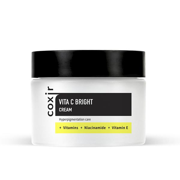 Крем для выравнивания тона кожи с витамином С Coxir Vita C Bright Cream