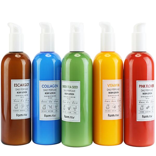 FarmStay Daily Perfume Body Lotion