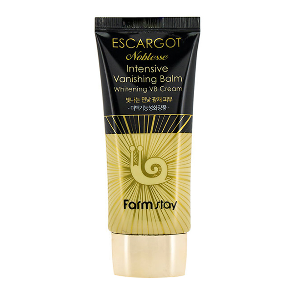 FarmStay Escargot Noblesse Intensive VB Cream