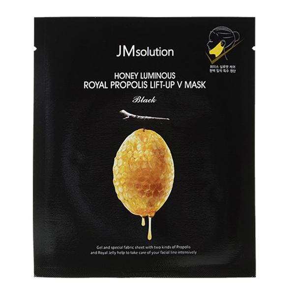 JMsolution Honey Luminous Royal Propolis Lift-Up V Mask