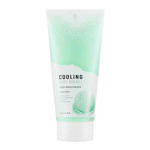 Missha Cooling Body Sorbet (Fresh Mint)