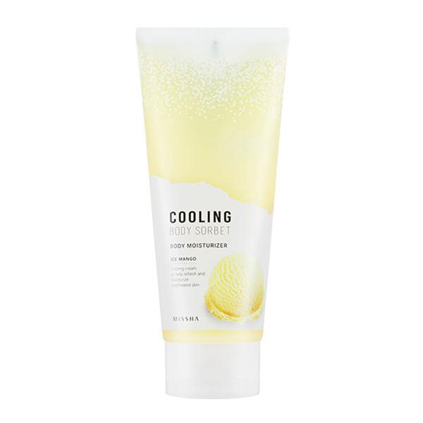 Missha Cooling Body Sorbet (Ice Mango)