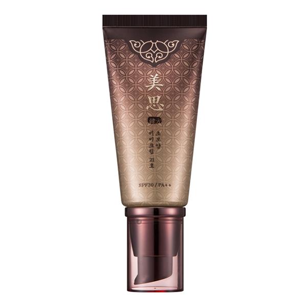 Тональный BB-крем для зрелой кожи Missha Misa Cho BoYang BB Cream SPF30 PA ++ №23 Calm Beige