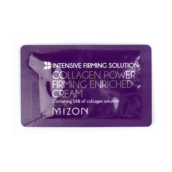 Укрепляющий крем с коллагеном Пробник Mizon Collagen Power Firming Enriched Cream
