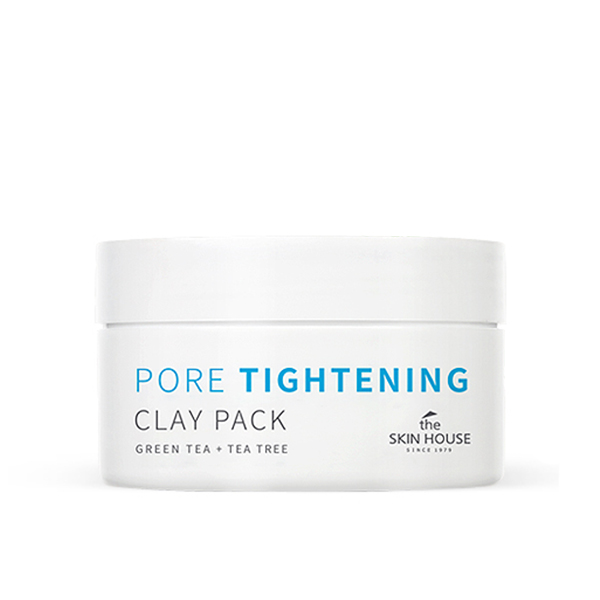 The Skin House Pore Tightening Clay Pack