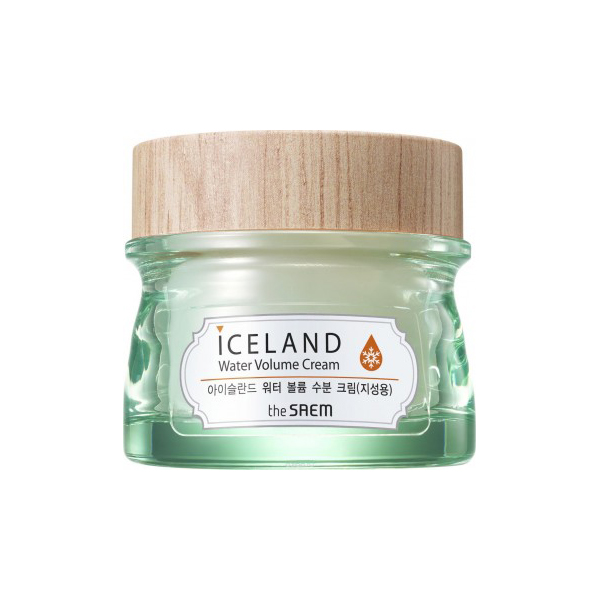 The Saem Iceland Hydrating Water Volume Cream