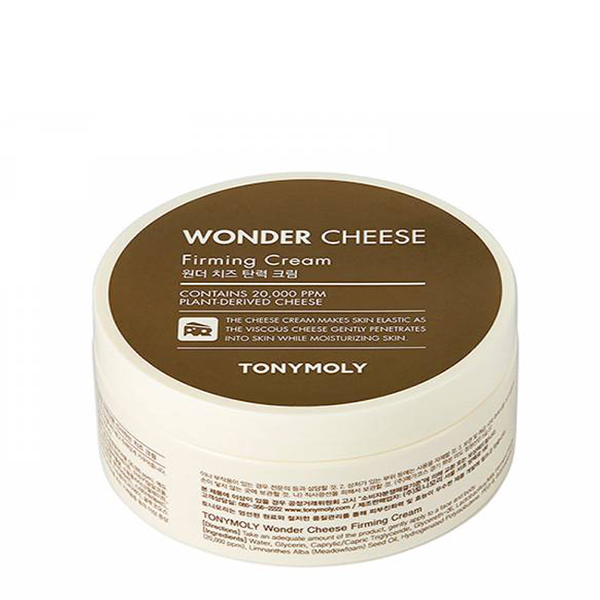 Tony Moly Wonder Cheese Firming Cream