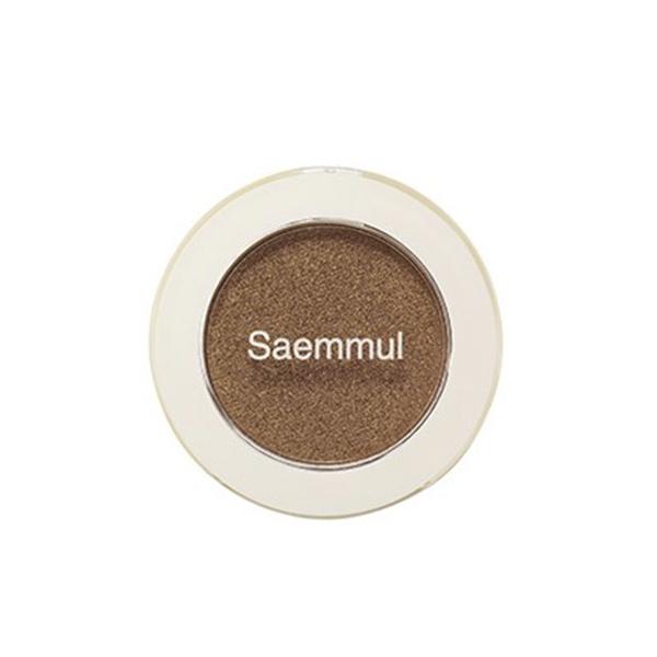 Тени для век с шиммером  The Saem Saemmul Single Shadow (Shimmer) BR13