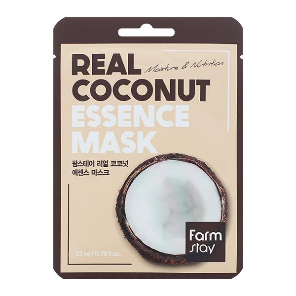 Тканевая маска с кокосом FarmStay Real Coconut Essence Mask