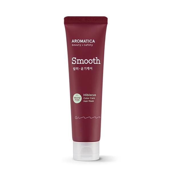 Маска для окрашенный волос с экстрактом гибискуса Aromatica Hibiscus Color Care Hair Mask
