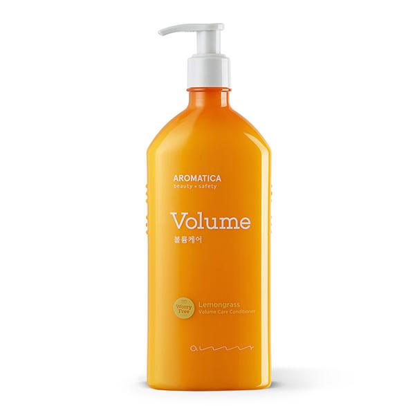 Кондиционер для объема с лемонграссом Aromatica Lemongrass Volume Care Conditioner