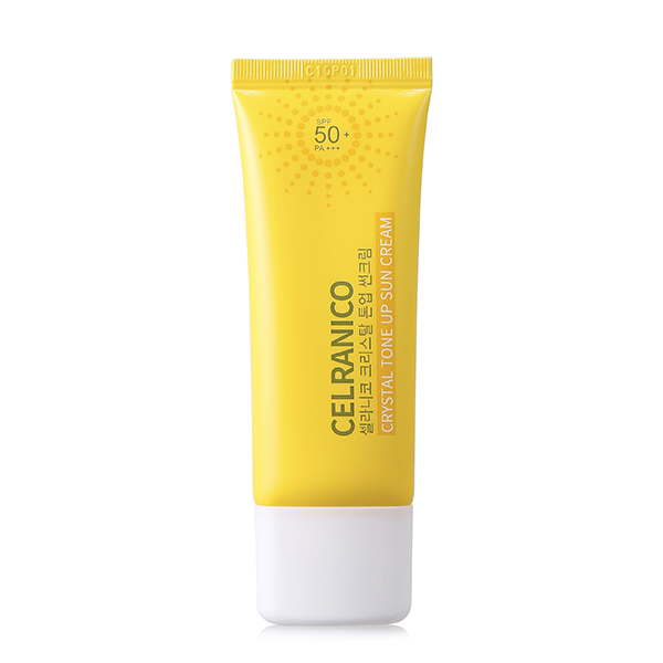 CELRANICO Crystal Tone Up Sun Cream SPF50/PA+++