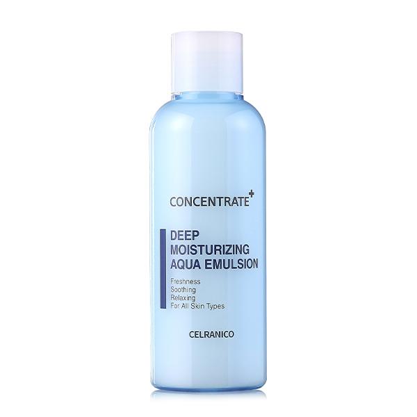 Эмульсия для глубокого увлажнения кожи CELRANICO Deep Moisturizing Aqua Emulsion