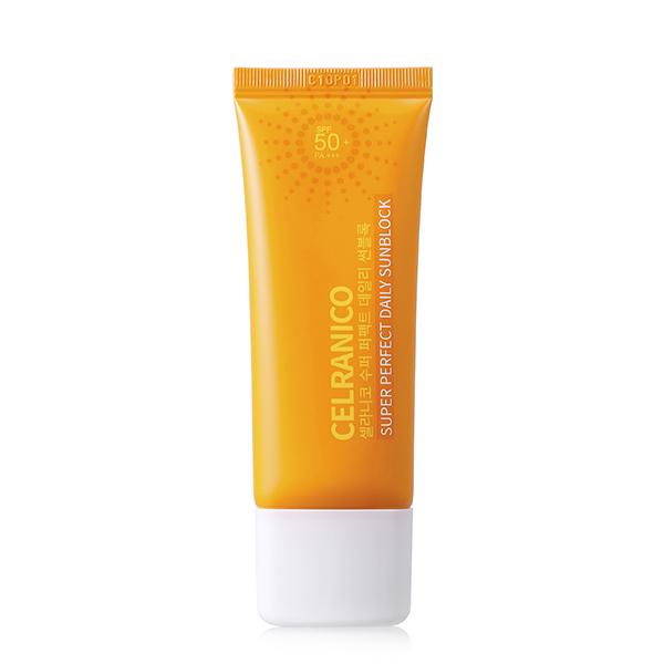 CELRANICO Super Perfect Daily Sunblock SPF50/PA+++