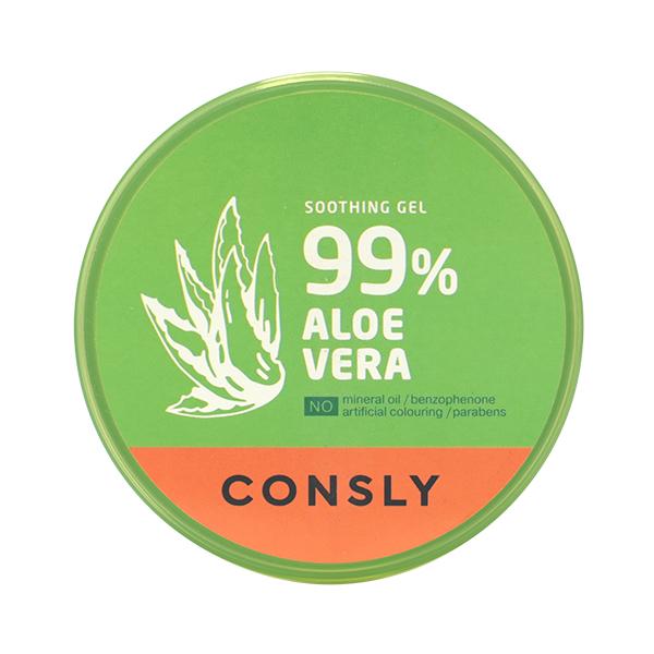 Универсальный гель с алоэ CONSLY Aloe Vera Soothing Gel