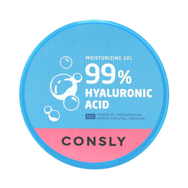 Универсальный гель с гиалуроновой кислотой  CONSLY Hyaluronic Acid Moisture Gel