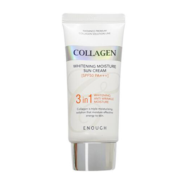Enough Collagen 3in1 Whitening Moisture Sun Сream SPF50 PA+++