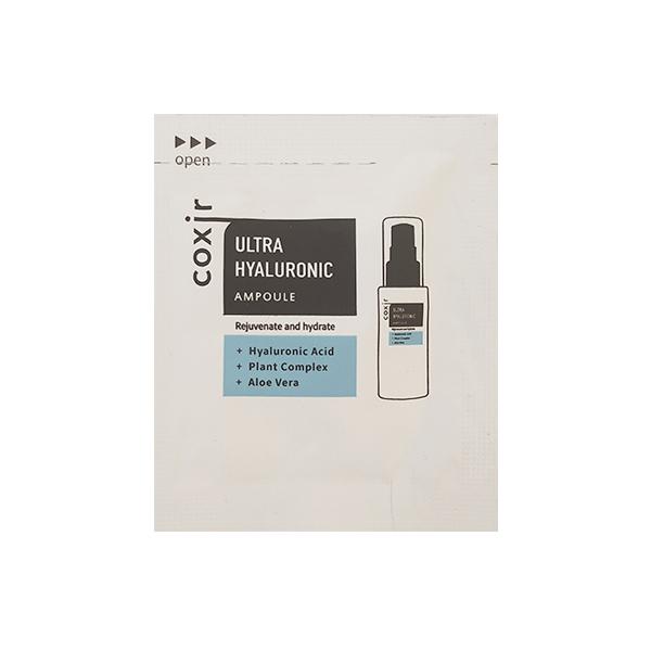 Увлажняющая сыворотка с гиалуроновой кислотой  Пробник Coxir Ultra Hyaluronic Ampoule