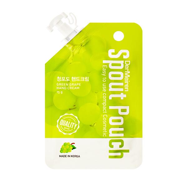 DerMeiren Green Grape Moisture Hand Cream