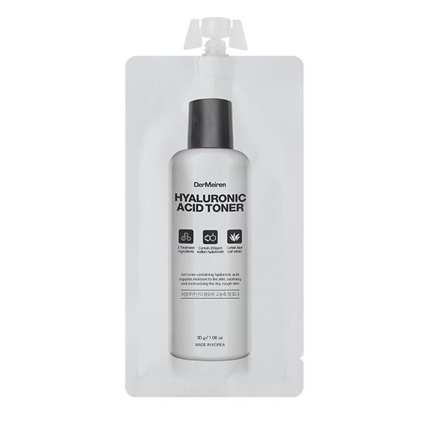 Увлажняющий тонер с гиалуроновой кислотой  DerMeiren Hyaluronic Acid Toner
