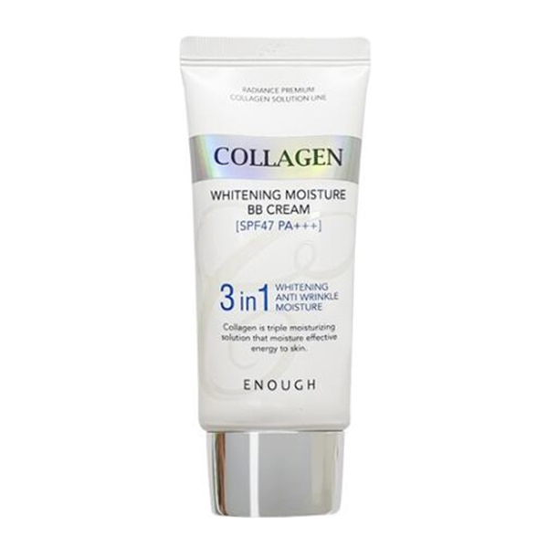 Enough Collagen 3 in1 Whitening Moisture BB Сream SPF47 PA+++
