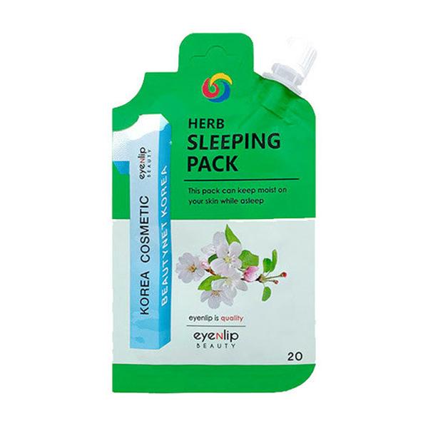 Ночная маска с экстрактами трав Eyenlip Herb Sleeping Pack