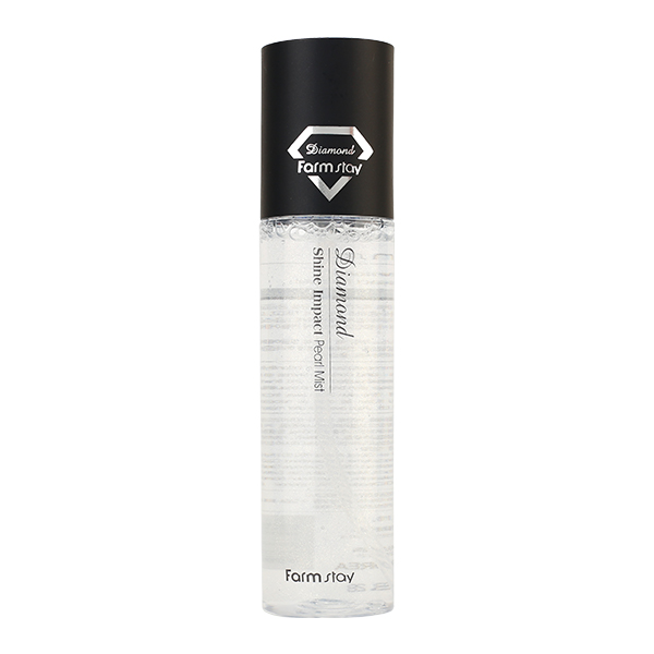 Мист для сияния кожи  FarmStay Diamond Shine Impact Pearl Mist