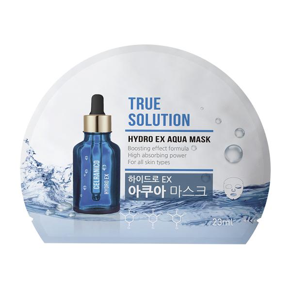 Увлажняющая тканевая маска CELRANICO Hydro Ex Aqua True Solution Mask