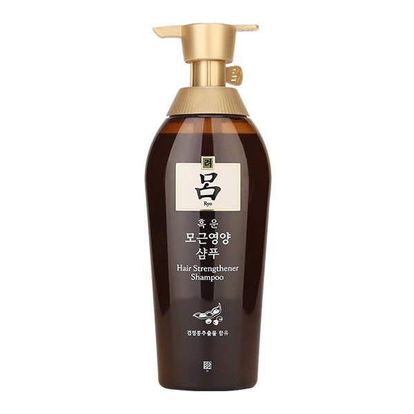 Укрепляющий шампунь для ослабленных волос  Ryo Hair Strengthener Shampoo