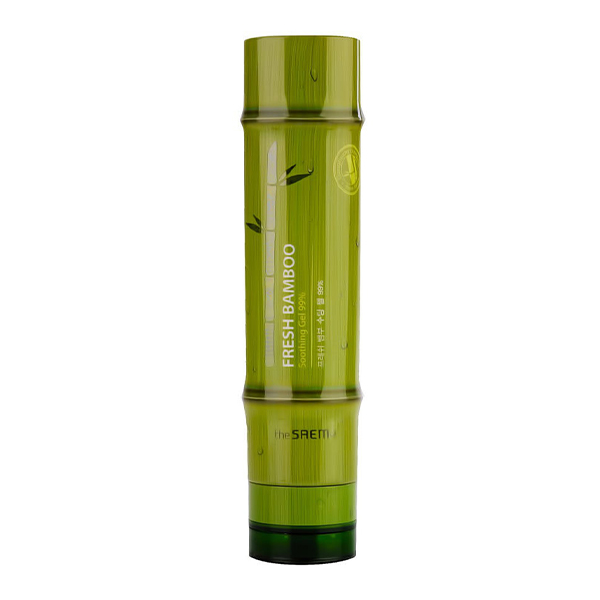 The Saem Bamboo Soothing Gel 99%